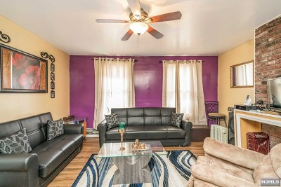 Paterson Multi Family 2-4 Under Contract: 33 North Straight Street