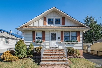 Hawthorne Single Family Home Under Contract: 18 Division Street