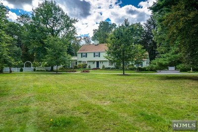 Essex County Single Family Home Under Contract: 63 Ridge Road