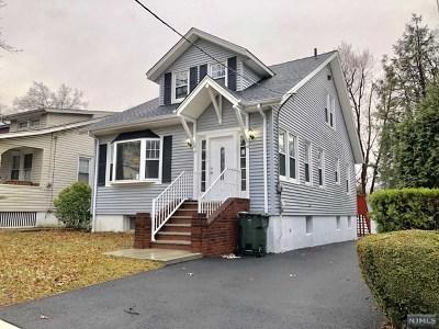 Rutherford Single Family Home Under Contract: 203 West Newell Avenue