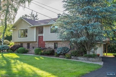 Montville Township Single Family Home Under Contract: 8 Marguerite Lane