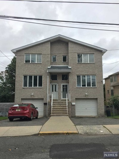 Fort Lee Condo/Townhouse Under Contract: 2420a 2nd Street