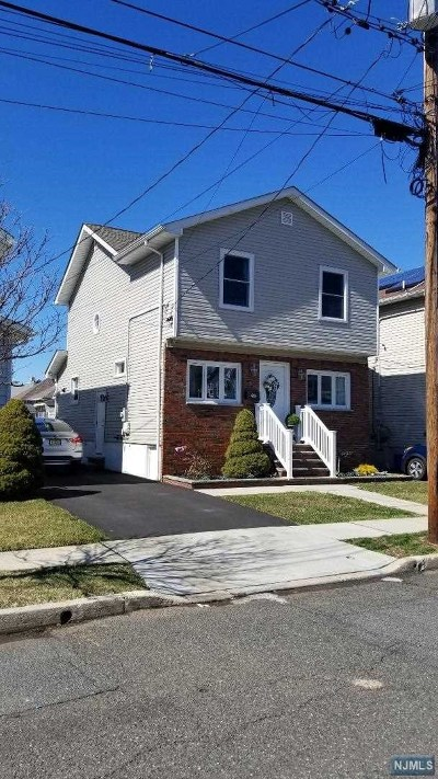 Lyndhurst Single Family Home Under Contract: 25 Lafayette Place