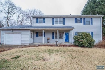West Milford Single Family Home Under Contract: 280 Germantown Road