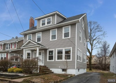 Totowa Single Family Home Under Contract: 101 William Place