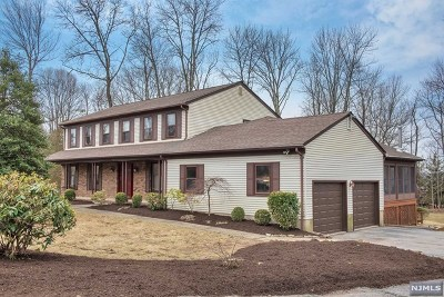 Montville Township Single Family Home Under Contract: 12 Weiss Drive