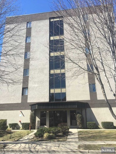 Bergen County Condo/Townhouse Under Contract: 75 Union Street #1b