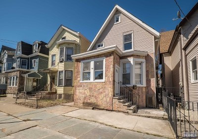 Paterson Single Family Home Under Contract: 784 Madison Avenue