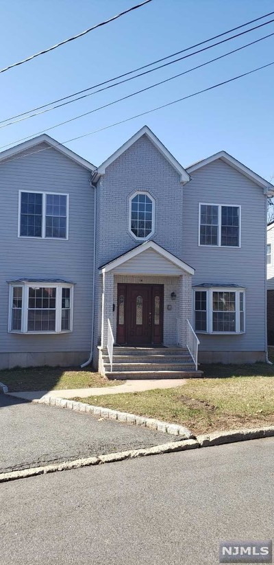 East Rutherford Single Family Home Under Contract: 14 Margood Court