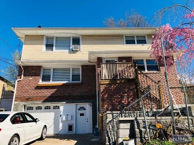 Bergen County Multi Family 2-4 Under Contract: 410 6th Street
