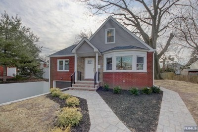 Rutherford Single Family Home Under Contract: 185 Jackson Avenue
