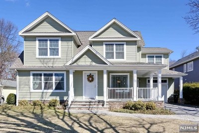 Paramus Single Family Home Under Contract: 185 Lozier Court