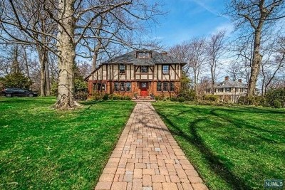 Essex County Single Family Home Under Contract: 15 Hillcrest Road