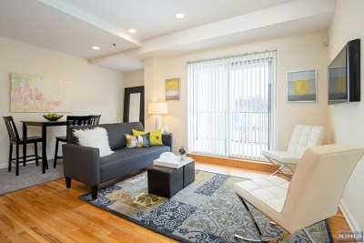 Hudson County Condo/Townhouse Under Contract: 920 Jefferson Street #506