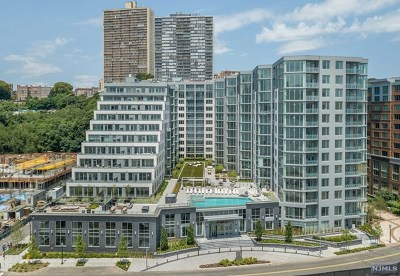 Hudson County Condo/Townhouse Under Contract: 9 Ave At Port Imperial #423