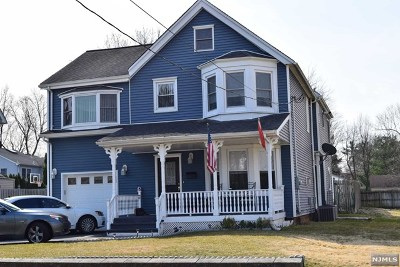 Passaic County Single Family Home Under Contract: 214 Lakeside Avenue