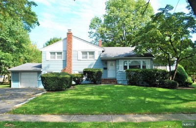Bergen County Single Family Home Under Contract: 299 Georgian Drive