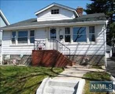 Hasbrouck Heights Single Family Home Under Contract: 227 Division Avenue