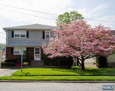 Pompton Lakes Multi Family 2-4 Under Contract: 452 Midland Avenue