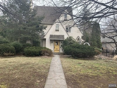 Ridgewood Single Family Home Under Contract: 181 West End Avenue