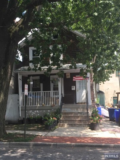 Tenafly Multi Family 2-4 Under Contract: 64 Piermont Road