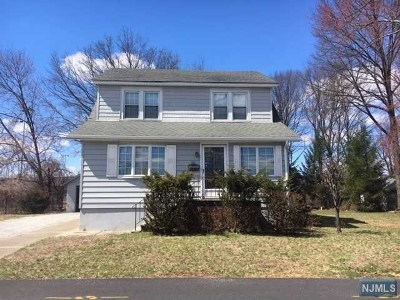 Little Falls Single Family Home Under Contract: 64 Harrison Street