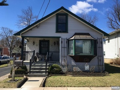 Fair Lawn Single Family Home Under Contract: 5-32 5th Street