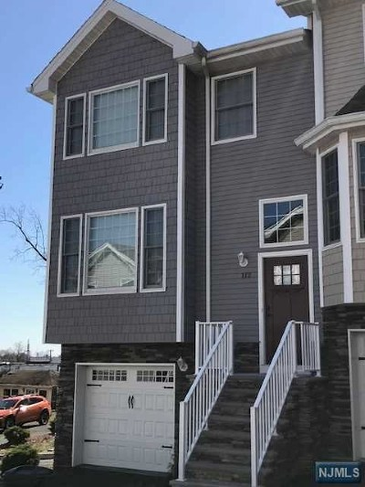Hasbrouck Heights Condo/Townhouse Under Contract: 451 Springfield Avenue #112
