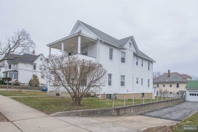Dover Town Multi Family 2-4 Under Contract: 142 North Sussex Street