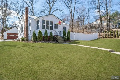 Morris County Single Family Home Under Contract: 41 Mountain Heights Avenue