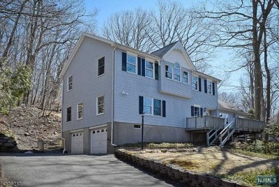 Denville Township Single Family Home Under Contract: 100 East Glen Road