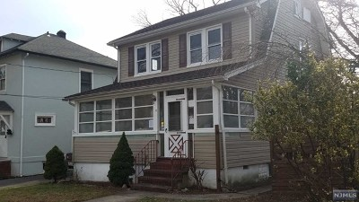 Bergen County Single Family Home Under Contract: 72 View Street