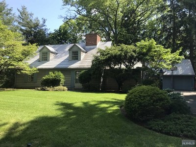 Oradell Single Family Home Under Contract: 841 Lotus Avenue