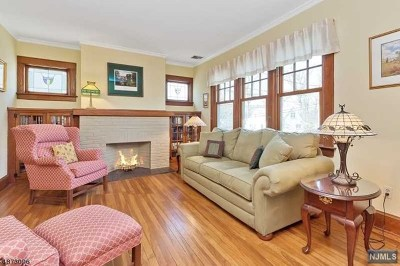 Madison Borough Single Family Home Under Contract: 9 Durwood Place