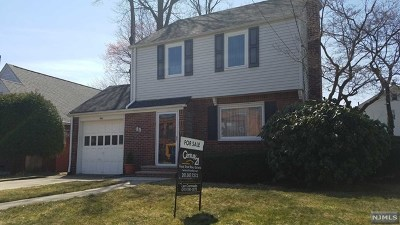 Teaneck Single Family Home Under Contract: 50 West Forest Avenue