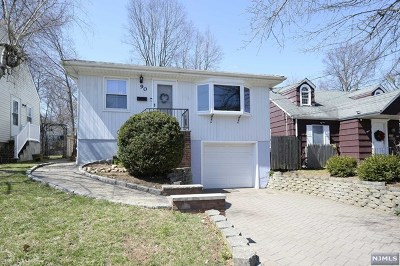 Bergenfield Single Family Home Under Contract: 90 Fairview Avenue