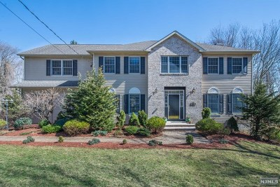 Boonton Town Single Family Home Under Contract: 665 Liberty Street