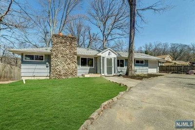 Ringwood Single Family Home Under Contract: 10 High Mountain Road