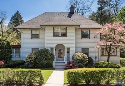 Leonia Single Family Home Under Contract: 161 Glenwood Avenue