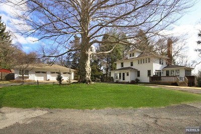 Westwood Single Family Home Under Contract: 1 Chappy Court