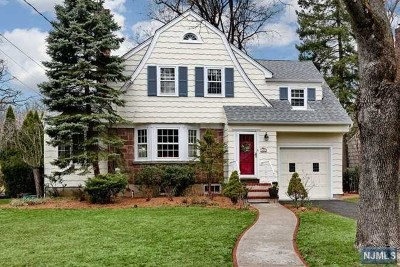 Glen Rock Single Family Home Under Contract: 109 Central Avenue