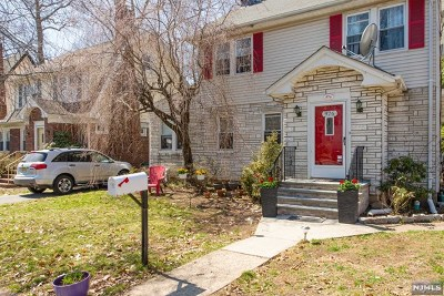 Teaneck Single Family Home Under Contract: 976 Garrison Avenue