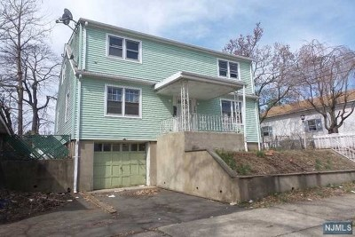 Passaic County Multi Family 2-4 Under Contract: 323 Morrissee Avenue