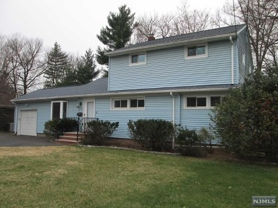 Bergen County Single Family Home Under Contract: 7 Warwick Court