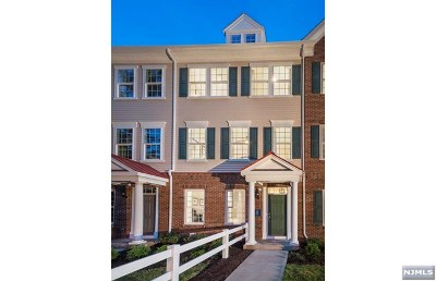 Fair Lawn Condo/Townhouse Under Contract: 7 Landmark Lane #10182
