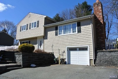West Milford Single Family Home Under Contract: 73 Bergen Drive