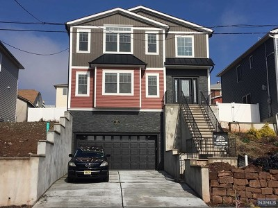 East Rutherford Single Family Home Under Contract: 23 Prospect Terrace