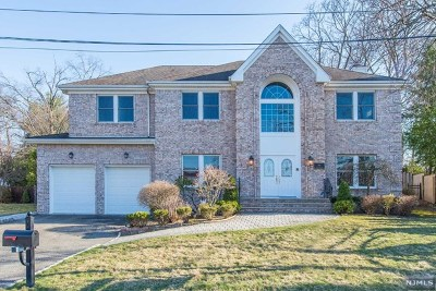 Tenafly Single Family Home Under Contract: 16 Windsor Road
