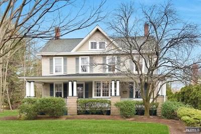 Ridgewood Single Family Home Under Contract: 131 South Van Dien Avenue