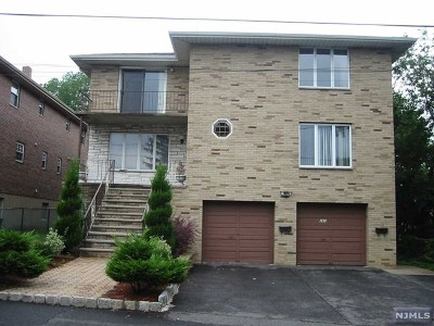Fort Lee Multi Family 2-4 Under Contract: 261 Moore Street